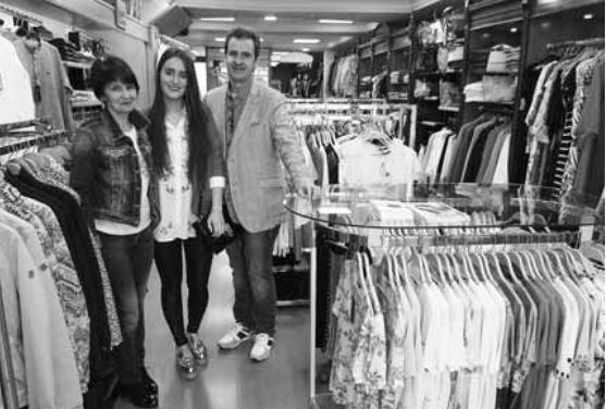 tienda moda en Sangüesa